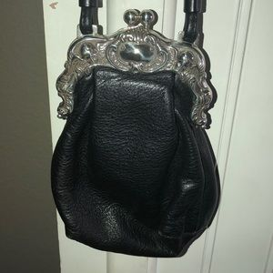 Brighton mini purse with snap closure